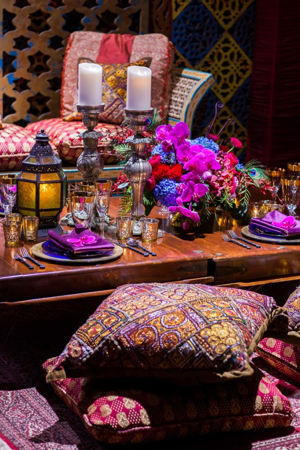Arabian nights best wedding blog grey likes weddings for Aladdin decoration ideas