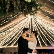 Jenn and Ethan's Foggy Maine Wedding at Newagen Seaside Inn
