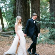 Melissa and Greg's Portola Valley Wedding
