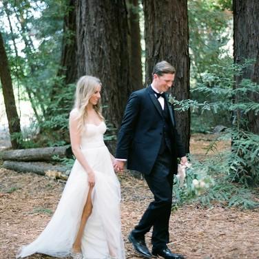 Melissa and Greg's Portola Valley Wedding