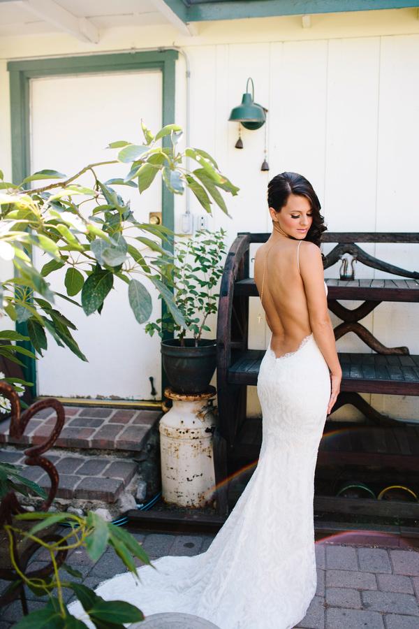 Rustic Glam Vintage Wedding Ideas 1