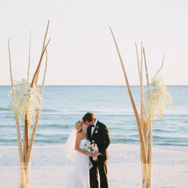 Katie and Patton's Seaside Beach Wedding