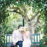 Sarah and Kieran's Spring DIY Wedding