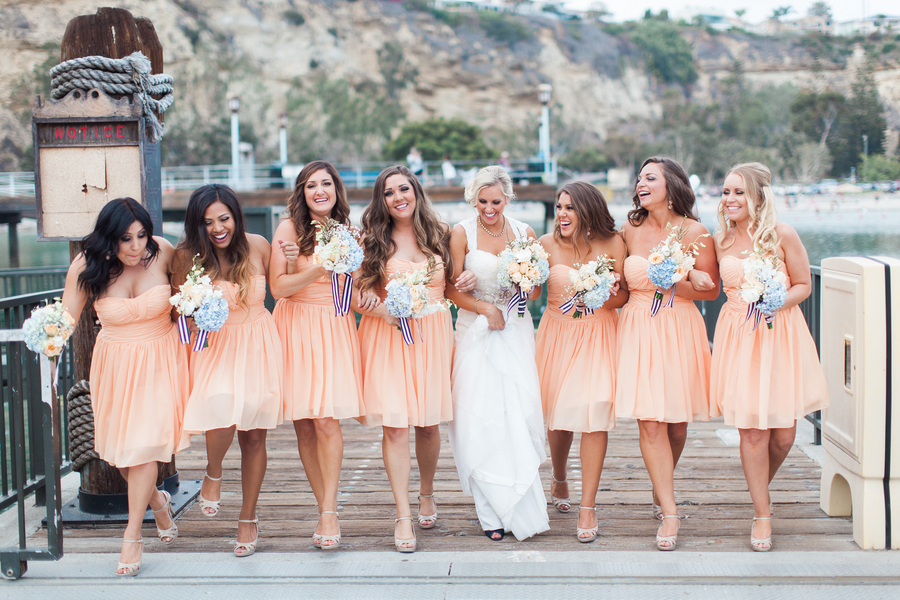 Brittany and Cameron\'s Dana Point Harbor Wedding