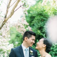 Minh and Matt's Wedding at the Historic Glen Magna Farms