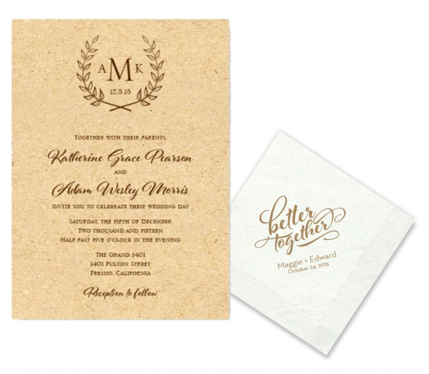 the american wedding marketplace | best wedding blog, Wedding invitations