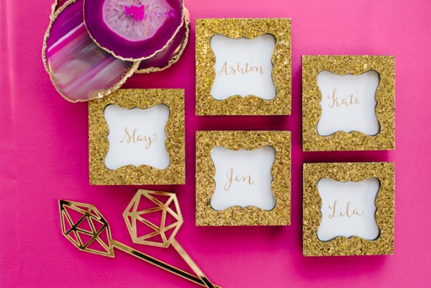 gem-inspired-bridesmaid-luncheon-bridal-shower-modern-city-hot-pink-4