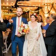 Amber and Eric's Wedding at Myriad Botanical Gardens