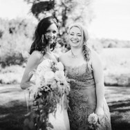 Britta and Ty's Private Iowa Estate Wedding