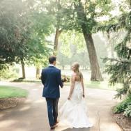 Amanda and Andrew's Wedding in Lake Geneva