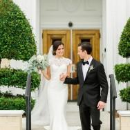 Megan and Ben's Wedding at Oxford Exchange