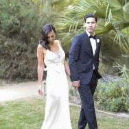 Jenny and Micah's Palm Springs Wedding