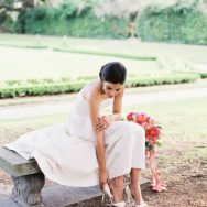 Rebecca Rose Events Southern Garden Inspired Shoot