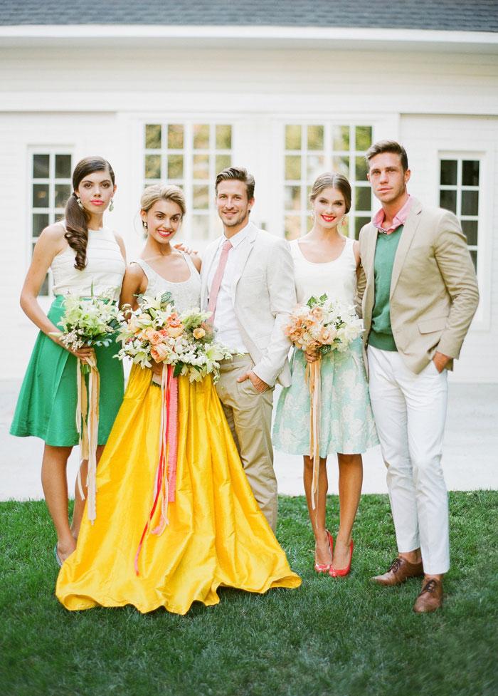 Cuban Inspired Wedding Shoot | Best Wedding Blog