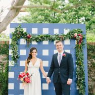 Gingham Inspired Styled Shoot