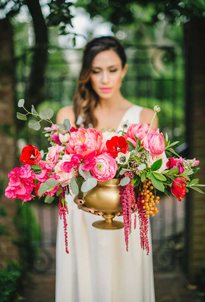 gingham-inspired-preppy-wedding-decor-ideas21