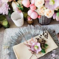 Earthy Pastel Floral Inspiration Shoot