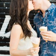 Emily and Bryant's Playful Anniversary Shoot