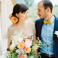 A colorful Styled Shoot in Provence