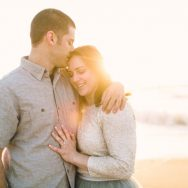 Becca and Bryan's breakfast Engagement Shoot