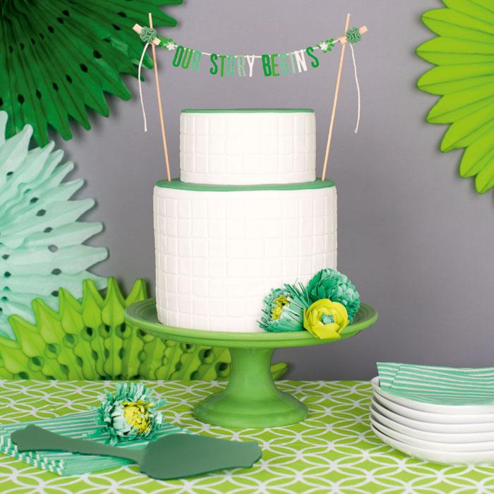 WeddingsInColor_GreenCake