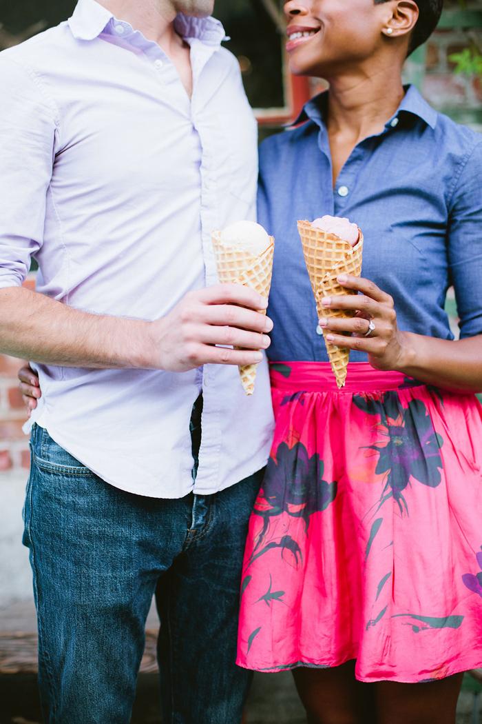 oakland-engagement-photo-ice-cream 08