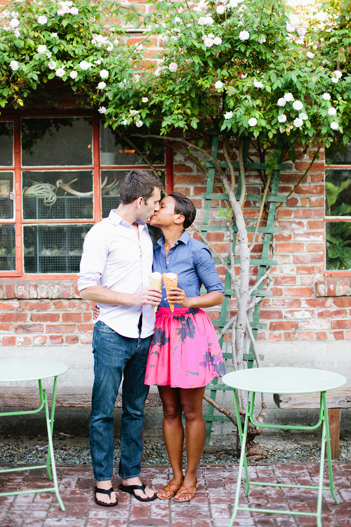 oakland-engagement-photo-ice-cream 09