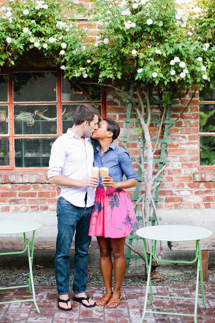 oakland-engagement-photo-ice-cream 09