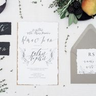 Blackberry Thyme Styled Shoot