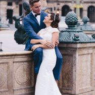 Fabiola and Alan's Paris Elopement