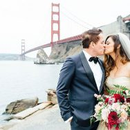 Nicole and Eric's Wedding at Cavallo Point Lodge