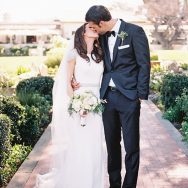 Stephanie and Mark's Wedding at The Inn at Rancho Santa Fe