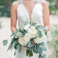 Lindsay and Jason's Key Largo Beach Wedding