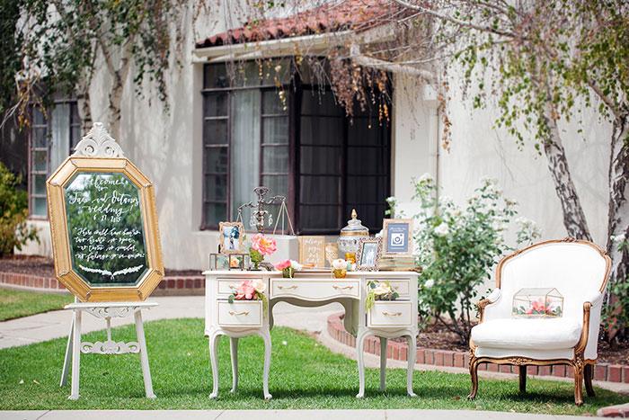 Orcutt Ranch Garden Wedding Peony Inspiration17