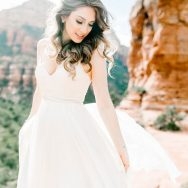Keren and Greg's wedding in Sedona