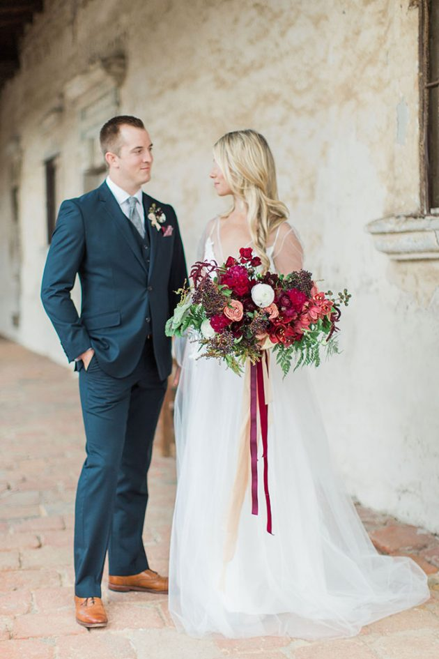Mission-San-Juan-Capistrano-romantic-berry-hue-inspiration18