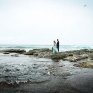 Jennifer and Tony's La Jolla Cove Anniversary Shoot