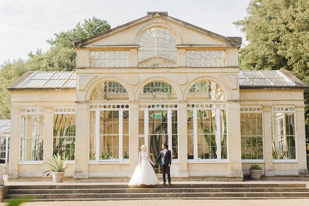 historic-syon-park-brittish-blue-conservatory-wedding-inspiration48
