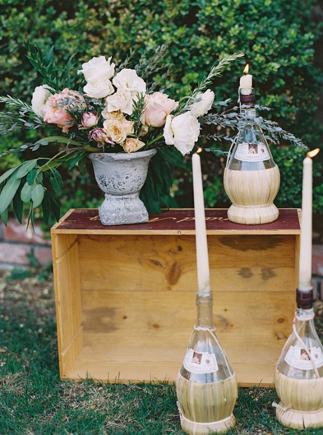 italian-theme-engagement-party-outdoor-cypress-tree-inspiration28