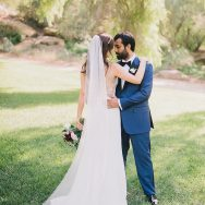 A vibrant wedding at Hummingbird Ranch