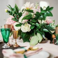 Southern Emerald Styled Shoot