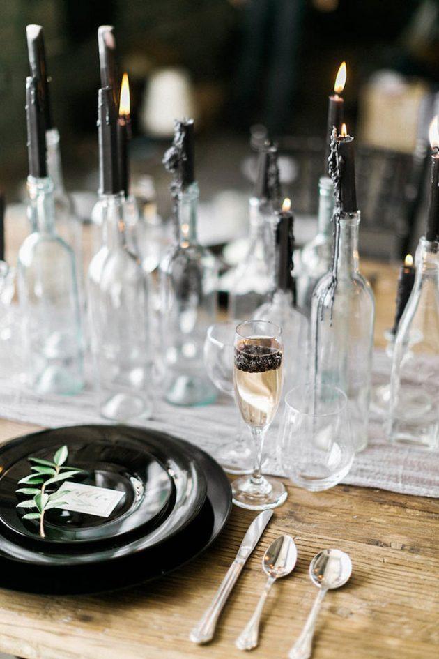 black-white-industrial-feminine-elegant-classic-wedding-inspiration47