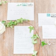 Spring Green Inspiration Shoot