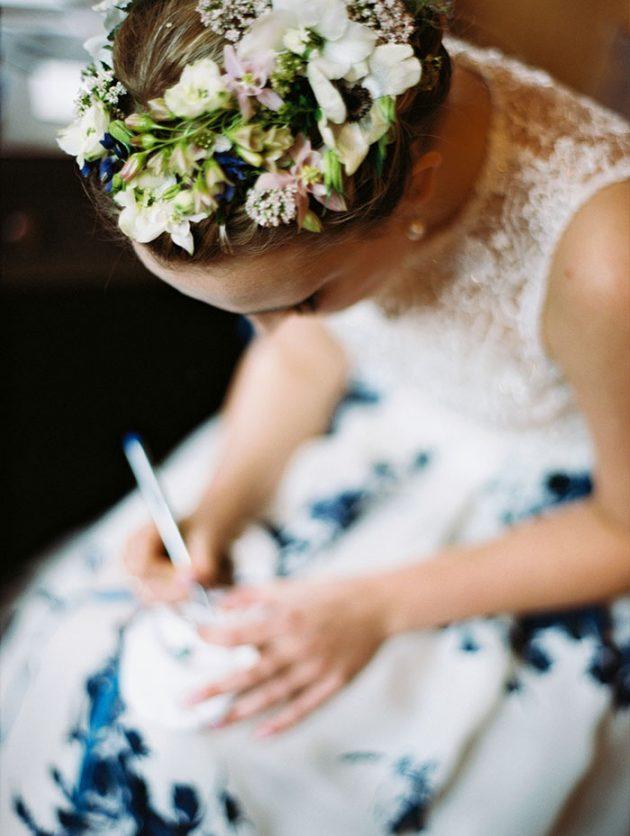 european-outdoor-garden-wedding-blue-dress-inspiration03