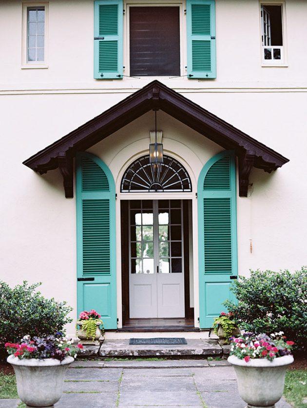 european-outdoor-garden-wedding-blue-dress-inspiration04