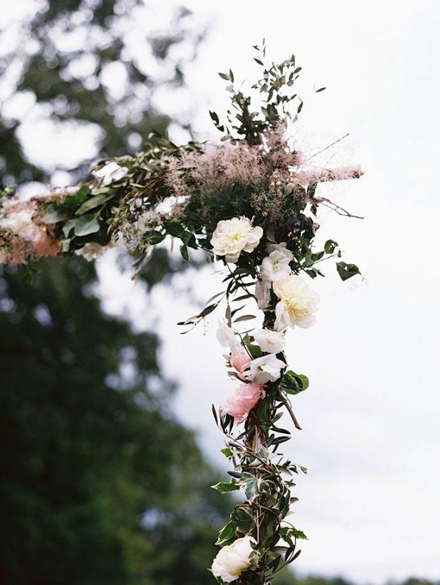 european-outdoor-garden-wedding-blue-dress-inspiration06