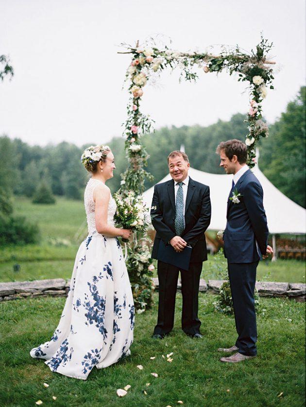 european-outdoor-garden-wedding-blue-dress-inspiration24