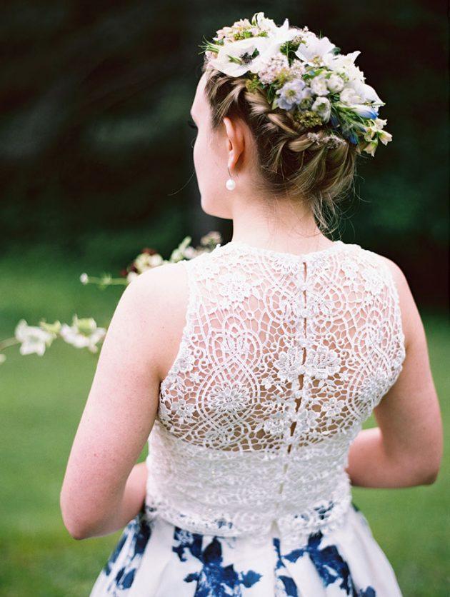 european-outdoor-garden-wedding-blue-dress-inspiration39