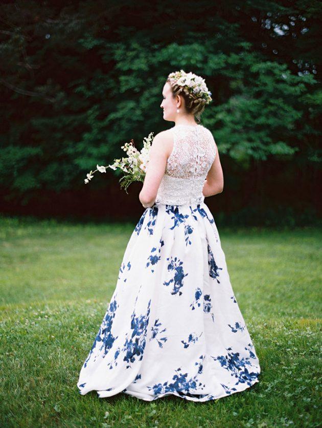 european-outdoor-garden-wedding-blue-dress-inspiration40