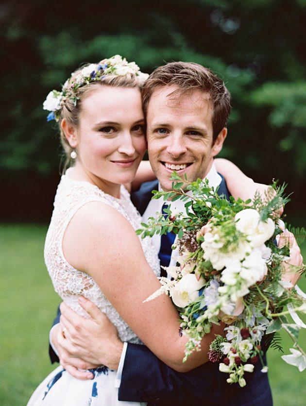 european-outdoor-garden-wedding-blue-dress-inspiration44